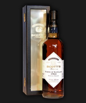 Scott's Selection Single Grain North of Scotland 1964 43 Years Old