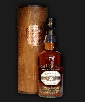 Balblair 1966 38 Years Old