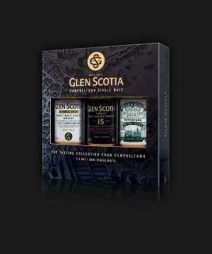 Glen Scotia Tasting Collection Gift Box