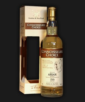 Gordon and MacPhail Connoisseurs' Choice Arran 1999
