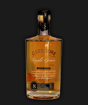 Greenore 8 Years Old Single Grain Irish Whiskey