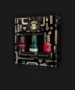 Loch Lomond Tasting Collection Gift Box #1