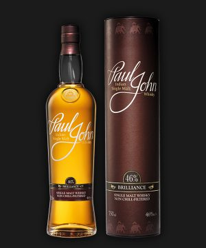 Paul John Indian Single Malt Whisky Brilliance