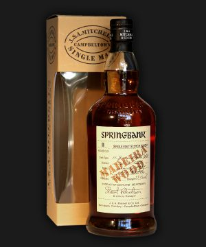 Springbank 11 Years Old Madeira Wood Expression