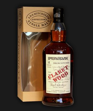 Springbank Claret Wood Expression
