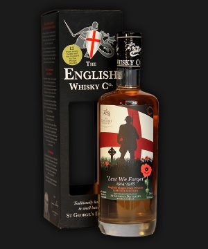 The English Whisky Co. Chapter 13 World War 1 Limited Edition