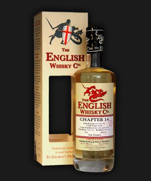 The English Whisky Co. Chapter 14