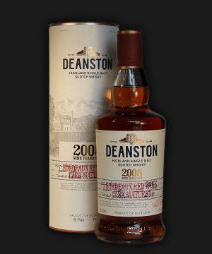 Deanston Bordeaux Finish
