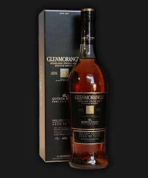 Glenmorangie Quinta Ruban 12 Years Old