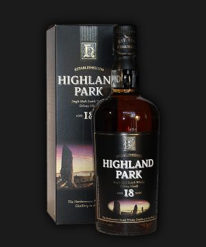 Highland Park 18 Years Old