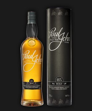 Paul John Indian Single Malt Whisky Bold