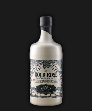 Rock Rose Gin Navy Strength