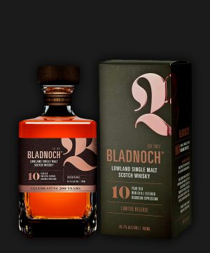 Bladnoch 10 Years Old