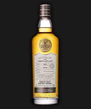 Gordon and MacPhail Connoisseurs' Choice Tomatin 16 Years Old  2001