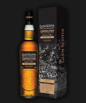 Glen Scotia Rum Cask