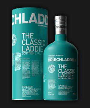 Bruichladdich Scottish Barley The Classic Laddie