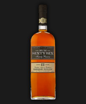 Rum Sixty-Six Family Reserve 12 Year Old