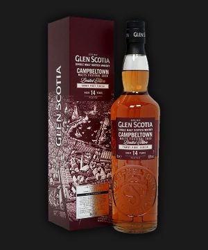 Glen Scotia 14 Years Old Tawny Port Finish